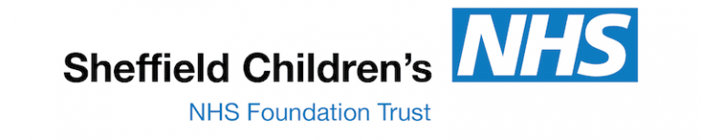 NHS Sheffield Children's Hospital Logo